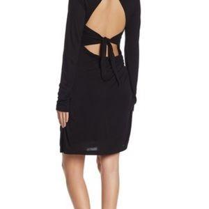 Freya Cutout Tie Back Dress